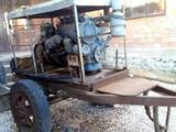 Сак (сварочный агрегат на колесах)