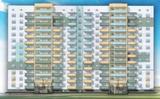 Продам 2-комнатную 72,2 кв.м., ЖК «Тополя», по привлекательной цене.